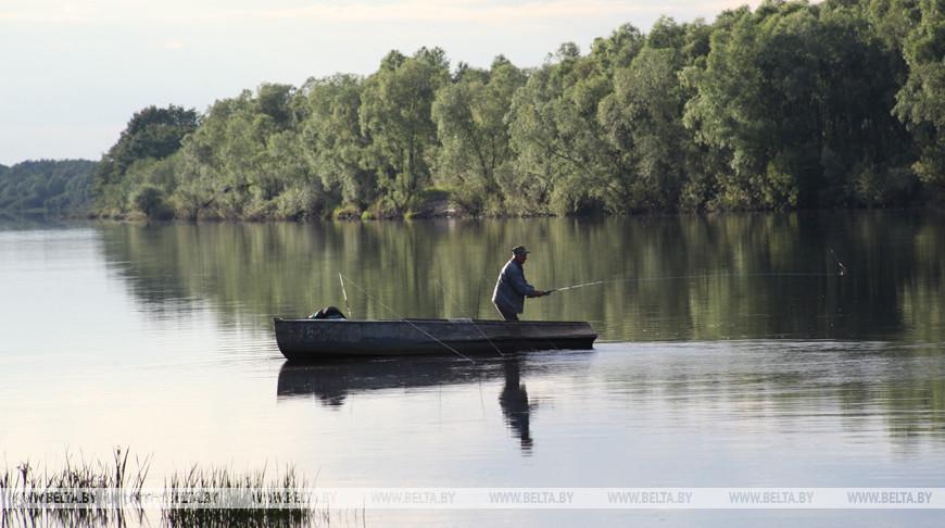 Акция «Рыбалка по правилам» стартует в Беларуси 1 октября