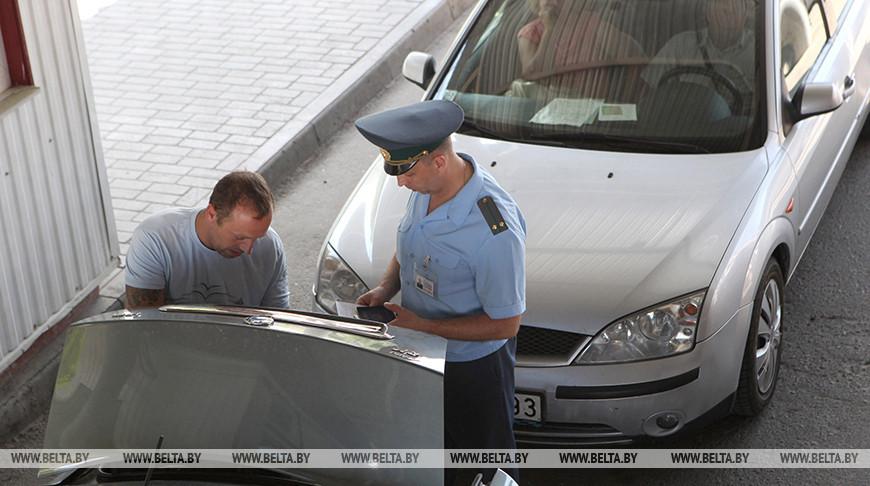 На белорусской границе с начала года изъято в 4 раза больше наркотиков