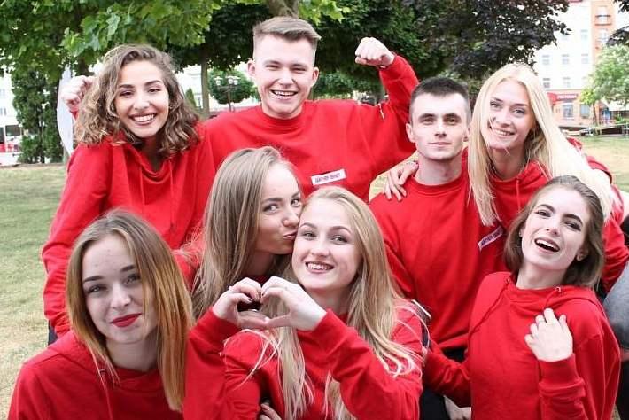 Гродно принимает эстафету молодежной столицы