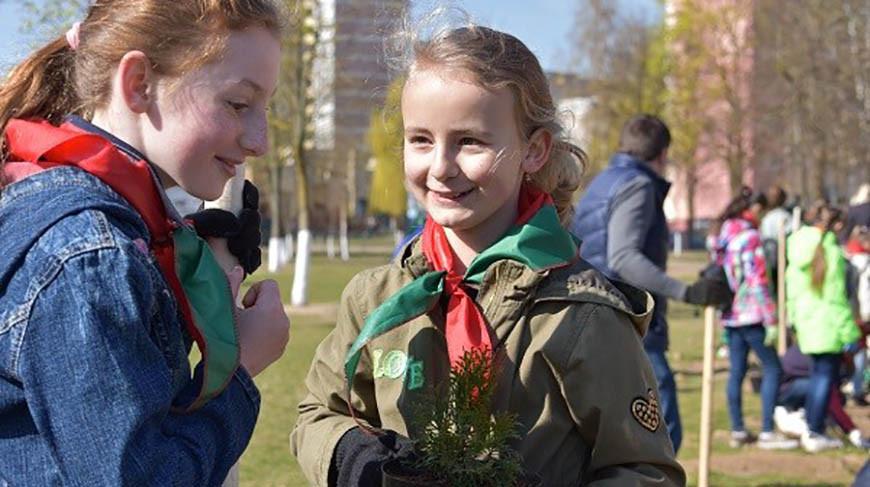 Единый день озеленения пройдет в Беларуси 10 октября