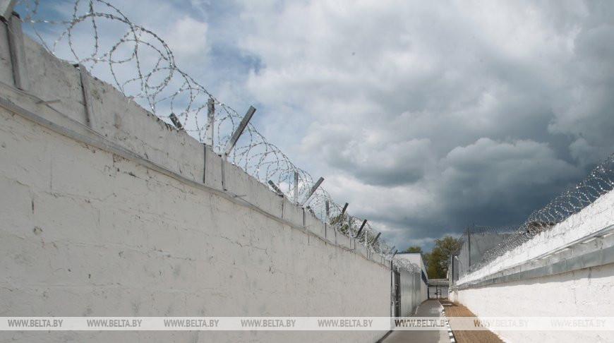 МВД: в местах лишения свободы нет заболевших COVID-19