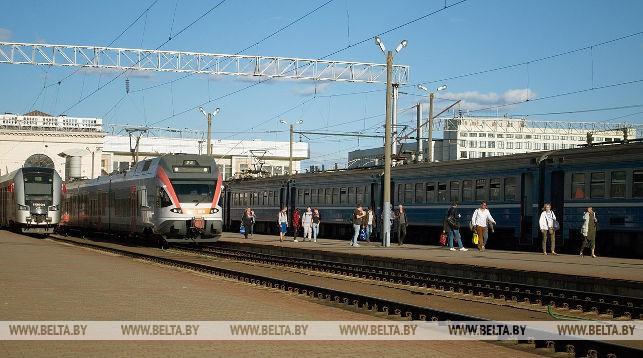 В Беларуси с 16 мая расширяется перечень сведений для покупки билетов на международные поезда