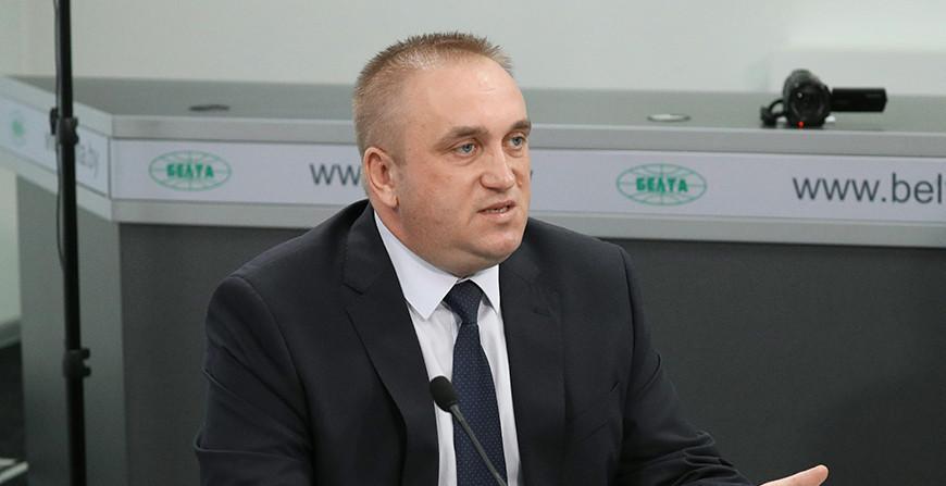 Игорь Валаханович: «Мы должны ставить не только нормативно-правовые, но и идеологические прививки всяческим попыткам реабилитации нацизма»