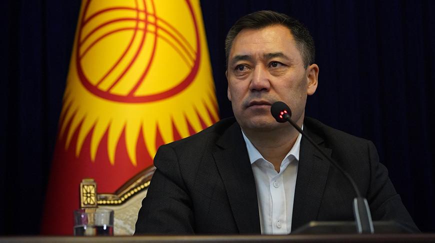 Садыр Жапаров побеждает на выборах президента Кыргызстана