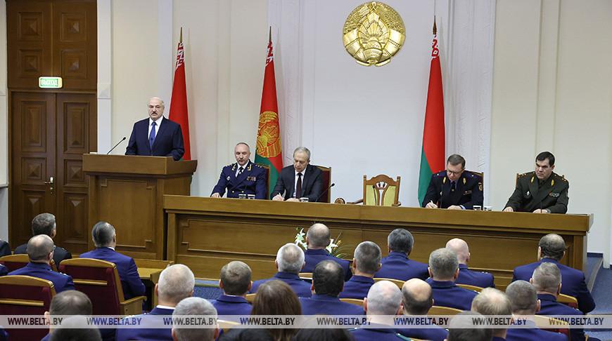 Александр Лукашенко: страна должна уже в этом году вернуться к безопасному периоду, который был совсем недавно