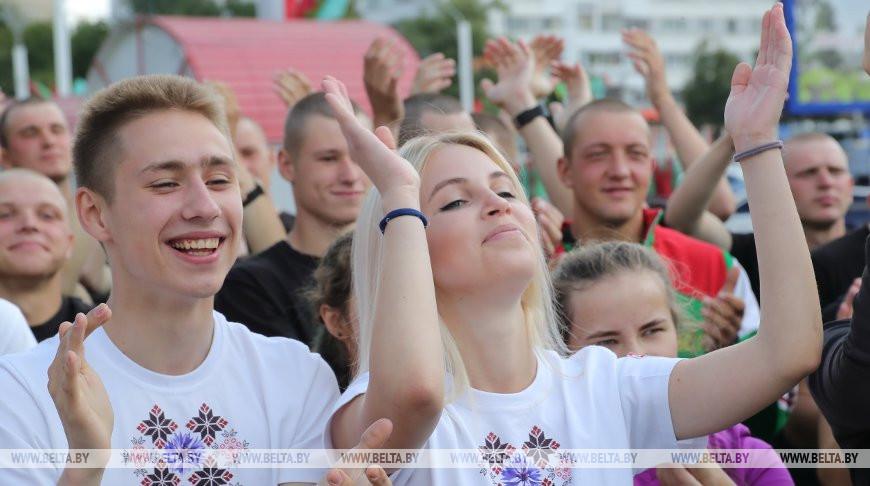 День молодежи на «Славянском базаре в Витебске» пройдет 18 июля
