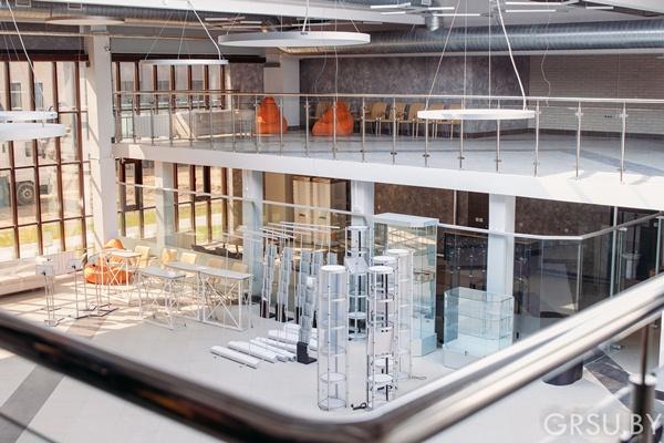 Начался процесс ввода в эксплуатацию второй очереди Научно-технологического парка ГрГУ имени Янки Купалы