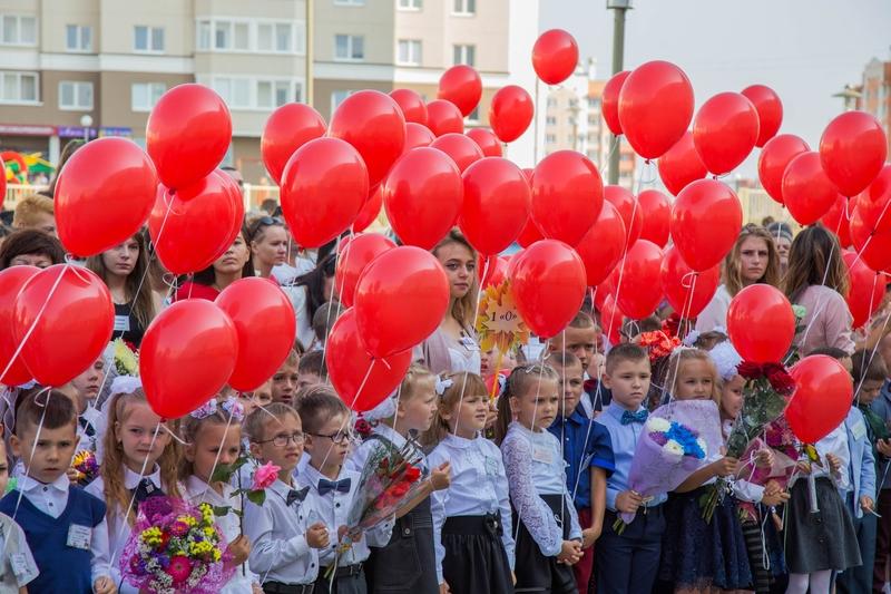 Традиционные мероприятия ко Дню знаний, в том числе и торжественные линейки, пройдут во всех школах Гродненщины