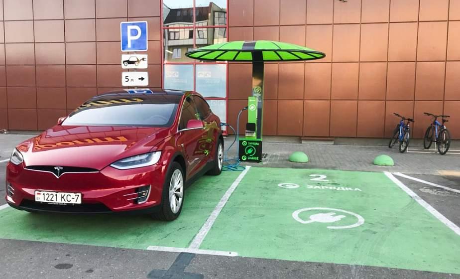 Число электромобилей в Беларуси превысило 2,5 тысячи