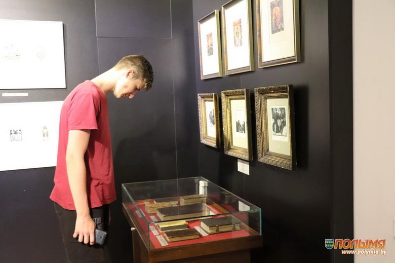 Статут ВКЛ 1588 года, экслибрисы и книги из Радзивилловской библиотеки. В Мирском замке – новая выставка