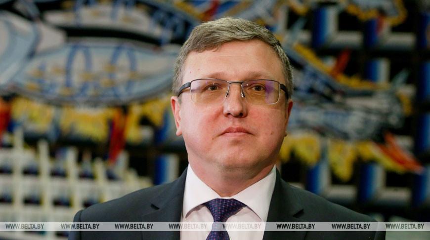 Центры поддержки технологий будут стимулировать развитие инновационной деятельности — Александр Шумилин