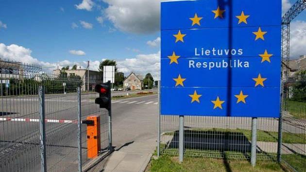 Новый закон об иностранцах в Литве и бунт мигрантов