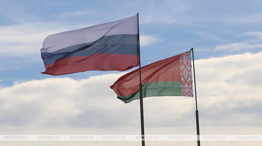 Премьер-министры Беларуси и России обсудили наращивание экономического сотрудничества