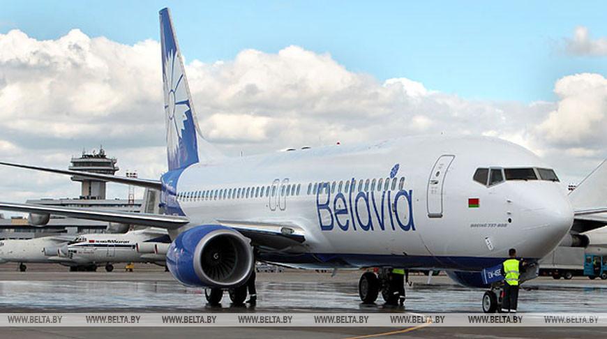 Более 80 человек десяти национальностей прилетели из Дели в Минск чартером «Белавиа»