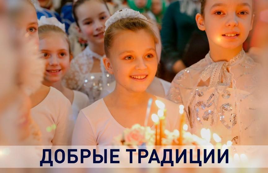 Акция «Наши дети» завершилась: подарки получили около 800 тысяч ребят
