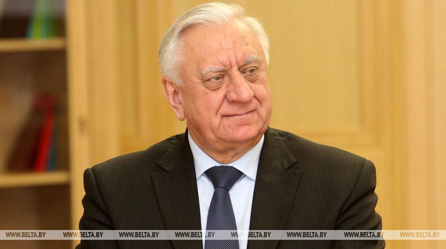 Михаил Мясникович: стратегию развития евразийской интеграции до 2025 года планируется утвердить 19 мая