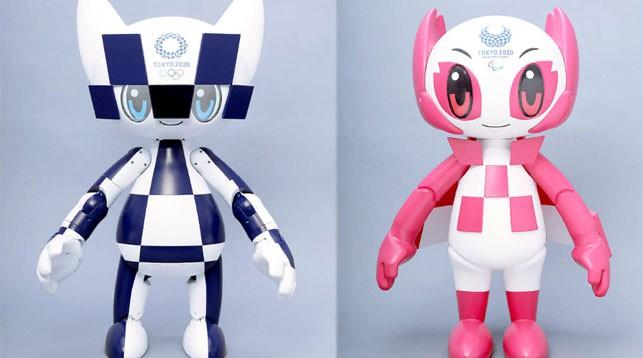 Презентация роботов-талисманов летней Олимпиады состоялась в Токио