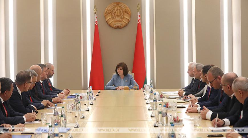 Беларусь рассчитывает на традиционно объективную оценку выборов от наблюдателей МПА СНГ - Наталья Кочанова