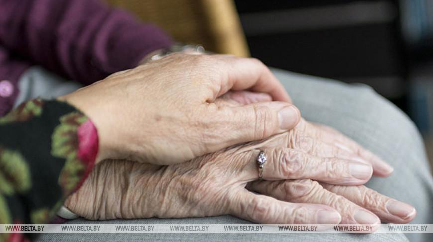В Беларуси проживают более 900 тыс. человек в возрасте 70+
