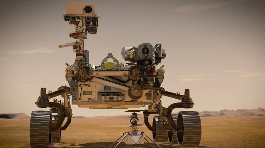 NASA отправила в космос новый марсоход