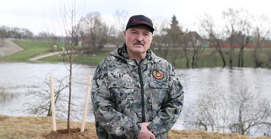 Александр Лукашенко заявил о готовившемся на него и сыновей покушении