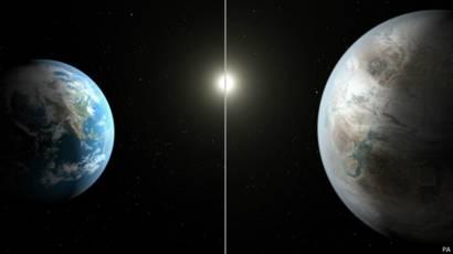 Астрономами обнаружена планета — двойник Земли