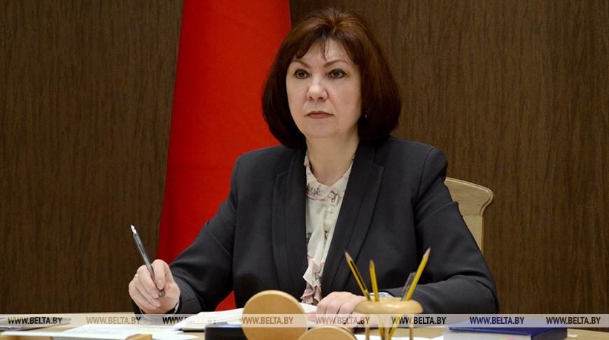Сегодня нет проблем с наличием СИЗ и медикаментов - Наталья Кочанова обсудила с медиками работу в условиях COVID-19