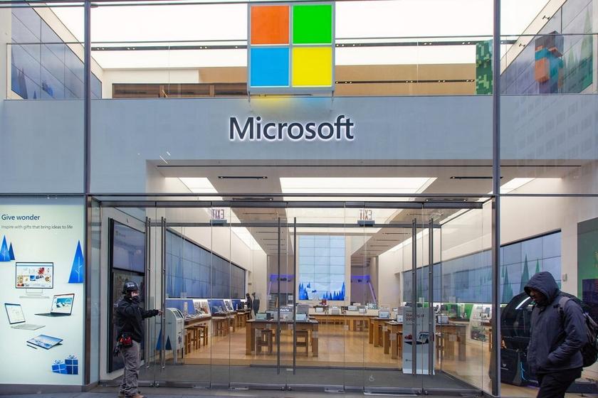 Microsoft навсегда закрывает все свои розничные магазины