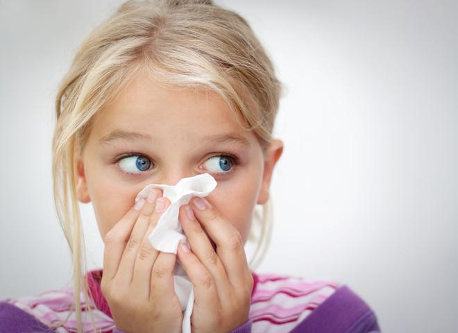 Детская аллергия: причины и симптомы аллергии летом