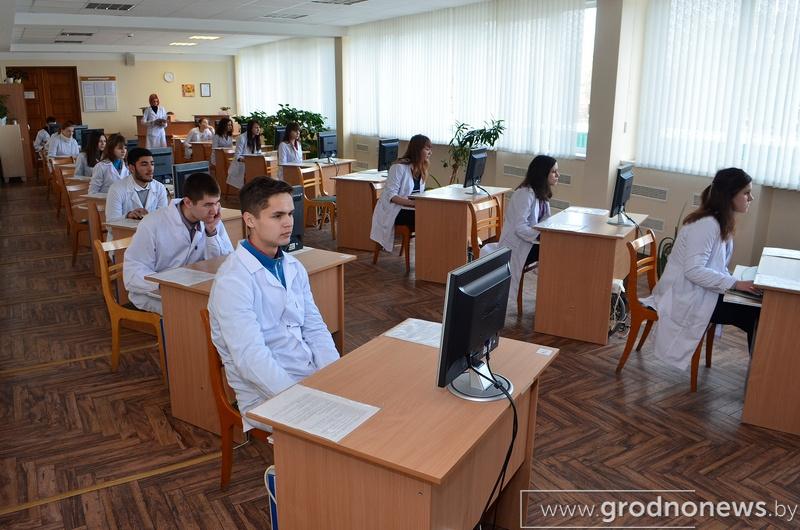 Начало занятий в Гродненском медицинском университете сместили на час вперед