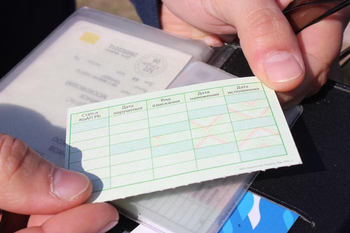 Водителям больше не нужно будет оформлять талон к правам и сертификат о техосмотре
