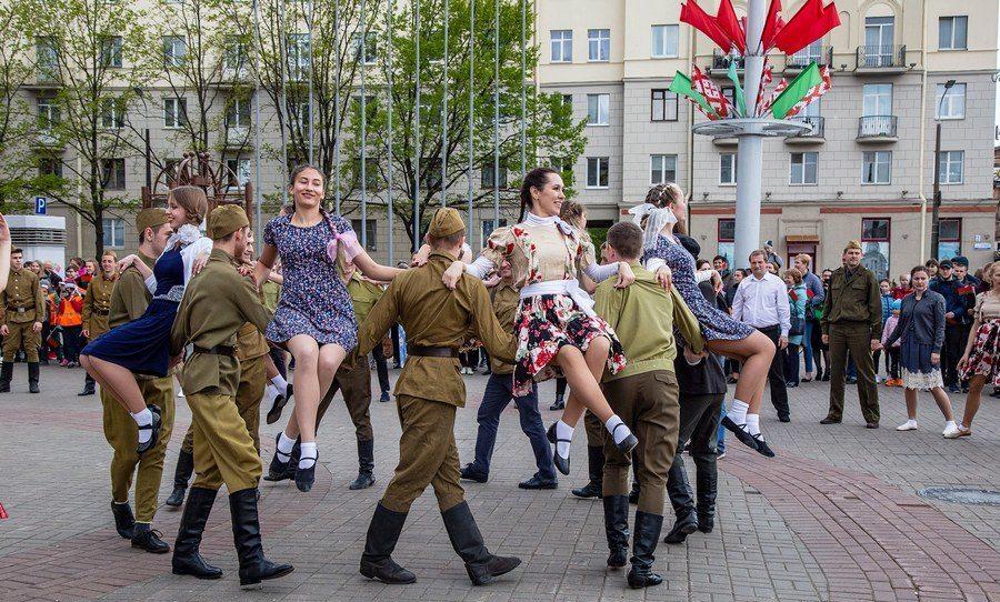 В Гродненской области в День Независимости станцуют «Вальс Победы»