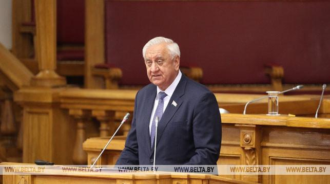 Подготовка концепции сближения законодательств Беларуси и РФ неоправданно затягивается — Мясникович