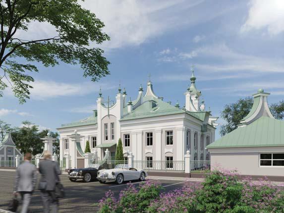 Гродненцы могут принять участие в общественном обсуждении проекта католического храма в микрорайоне Барановичи