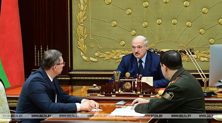 Александр Лукашенко назначил нового Генерального прокурора Беларуси