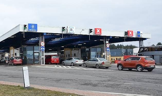 В пункте пропуска «Кузница» на белорусско-польской границе обнаружили гранату