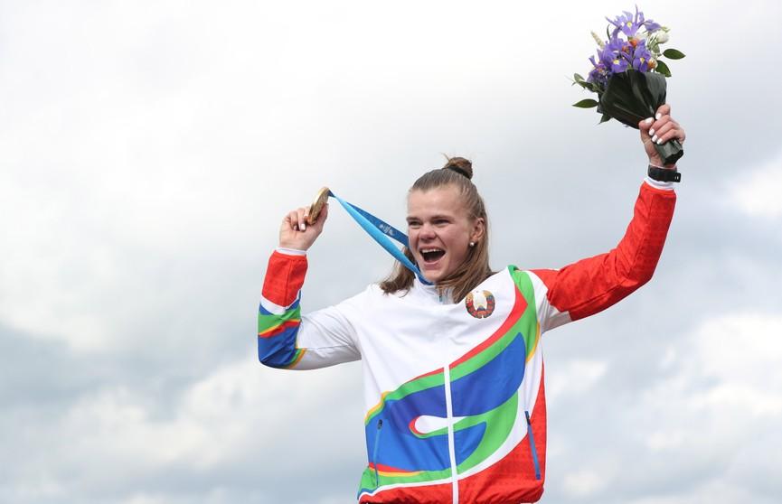 Белорусский флаг на закрытии II Европейских игр понесет Марина Литвинчук