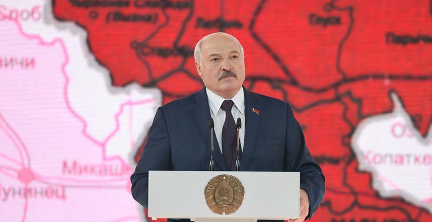 Александр Лукашенко: белорусский народ формировался в единую нацию в немыслимых испытаниях