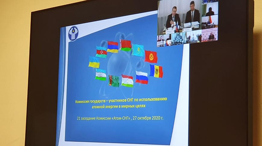 Страны СНГ планируют создать ассоциацию органов регулирования безопасности в области атомной энергии