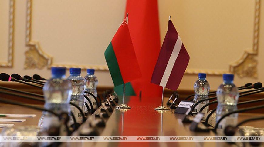 Александр Лукашенко рассчитывает на встречу с Президентом Латвии в скором времени