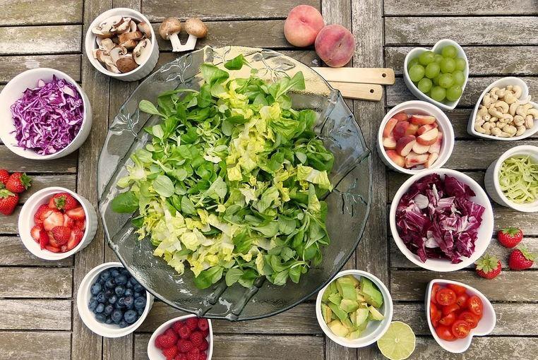 Овощи, витамины и спорт. Как «перезапустить» организм весной