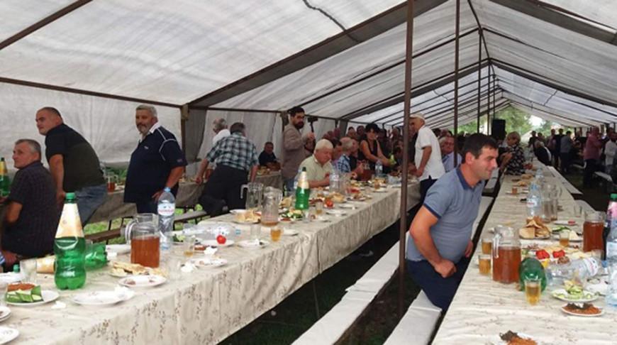 В Грузии запретили свадьбы из-за роста числа заразившихся коронавирусом