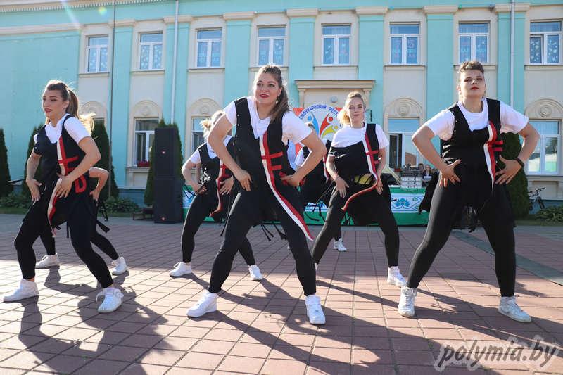 Международный молодежный open-air-фестиваль «Freindship» прошел в Кореличах