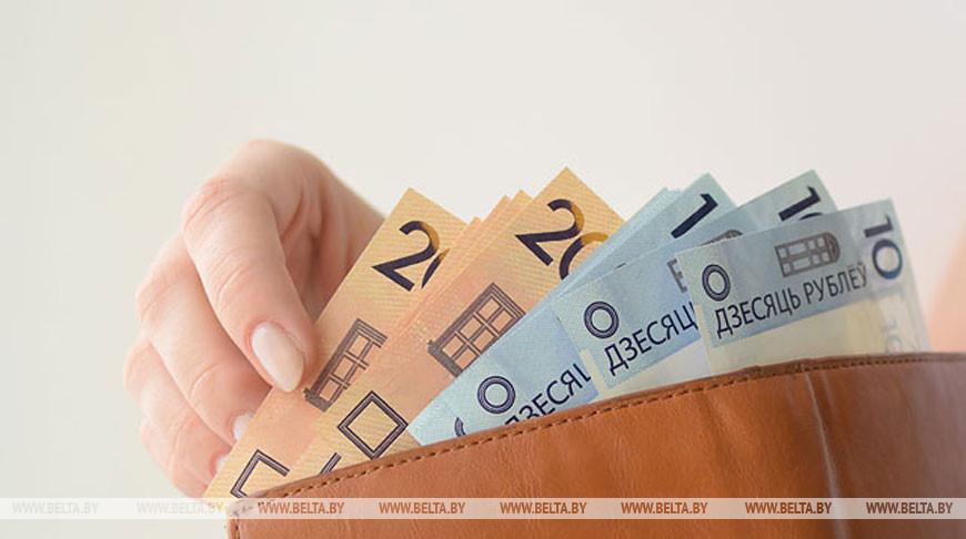 Средняя зарплата в Беларуси в марте составила Br1213,6