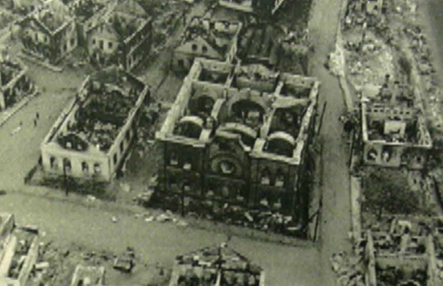 Беларусь приняла на себя самый сокрушительный удар 22 июня 1941 года. Тогда же была уничтожена Лида