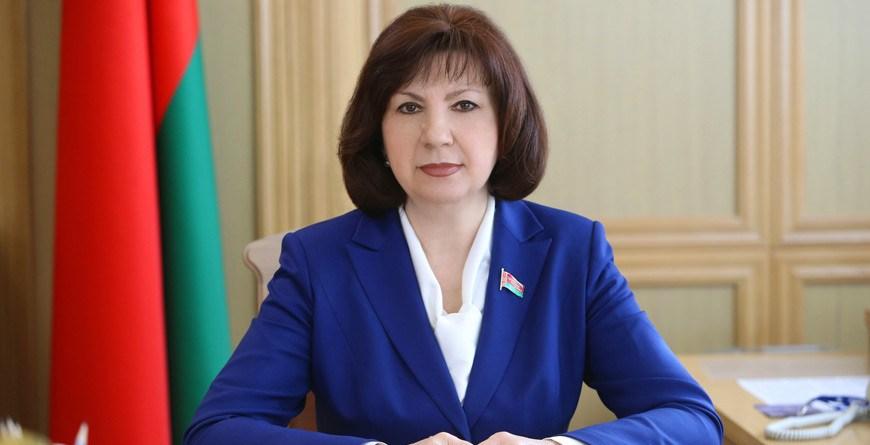 Наталья Кочанова: парламентарии разъяснят предлагаемые изменения в Конституцию во время всенародного обсуждения