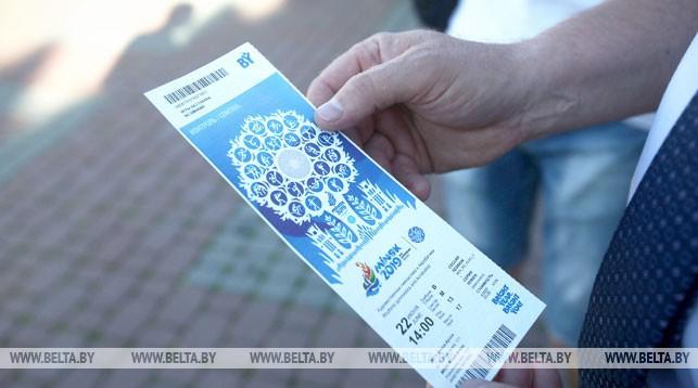 Более 160 тыс. билетов продано на мероприятия II Европейских игр