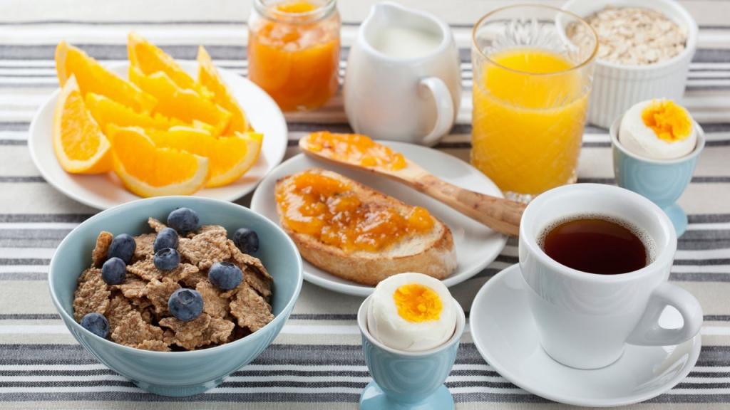 какой завтрак самый полезный для похудения