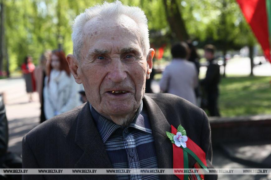 ФОТОФАКТ: В Гродно празднуют День Победы