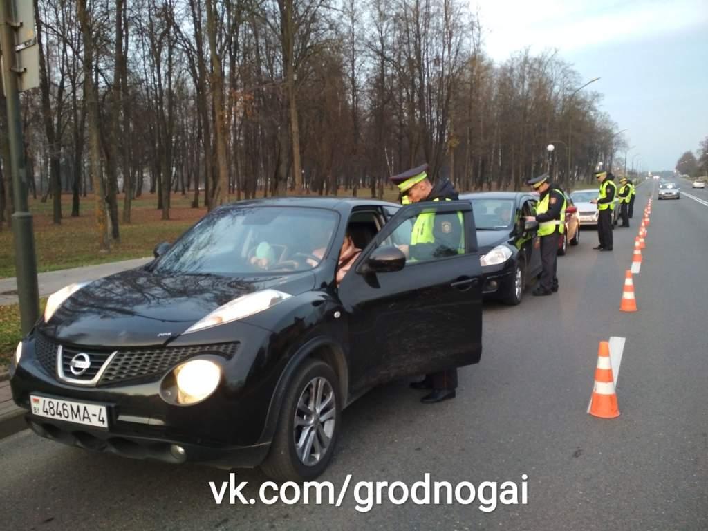 Как работает ГАИ в Лидском районе: грубые нарушения ПДД, проверка маршруток и такси